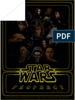 Star Wars Prophecy