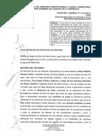CASACIÓN N° 1112-2014, LIMA
