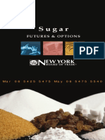 Sugar Futures Options