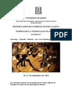VII Jornadas sobre el Mundo Clásico Morón.doc