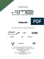 Guía del usuario Fireface UFX - TotalMix
