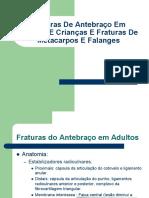 Aula - Fraturas do Antebraço.pdf