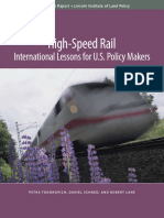 Lincoln Institute - High Speed Rail Lessons.pdf