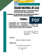 ESTUDIO TECNICO PROYECTO