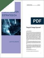 Libro de Planificación Estratégica