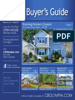 Coldwell Banker Olympia Real Estate Buyers Guide February 4th 2017