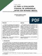 Dialnet-ModeloParaLaEvaluacionDelPotencialDeAprendizajeEnS-2364284