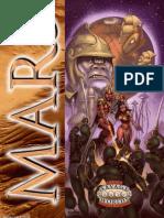 SavageWorlds Mars