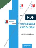La Publicidad de Bebidas Alcoholicas y Tabaco Vol. II