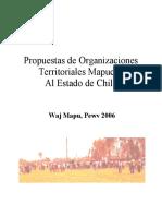 Com. Propuesta Mapuche