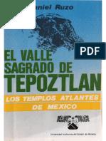 El Valle Sagrado de Tepoztlan