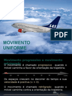 Movimento Uniforme