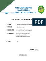 Informe de Agroforesteria Chemo