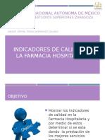 Indicadores de Calidad en La Farmacia Hospitalaria (1)