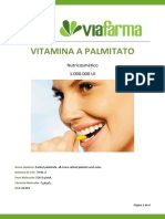 Vitamina a Palmitato