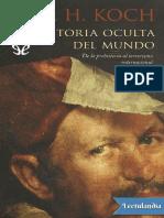 La Historia Oculta Del Mundo - Paul H Koch