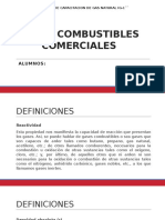 Gases Combustibles Comerciales