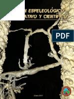 Boletín Espeleológico Informativo y Científico No.11