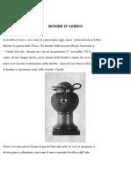 Bombe D'Aereo