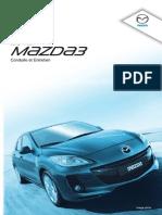 2012 Mazda3 FRA