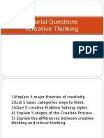 Tutorial Questions CT