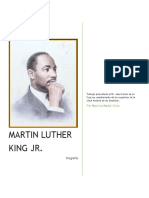 Biografia de Martin Luther King