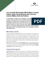 Nota de prensa 02/07/2010 - Prentsa oharra 2010/07/02