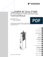 Z1000 Bypass Tech Manual