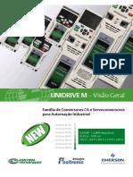 Unidrive M-Catálogo Geral Control Techniques-2016
