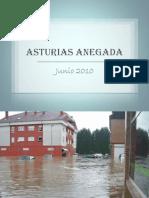 Asturias anegada