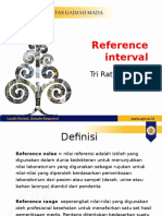 4. Reference Interval