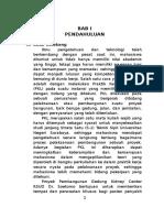 Bab i PKL teknik sipil