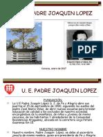 u. e. Padre Joaquín López s. j.