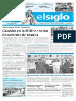 Edicion Impresa El Siglo 02-02-2017