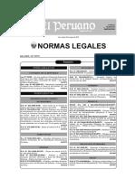 Res. Administrativa 253-2009
