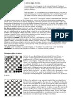 Estas Son Las Reglas Comunes ajedrez