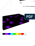False Colour Room Rendering Office Typical Floor