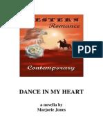 Dance in My Heart by Marjorie Jones