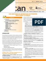 BOLCAN Infecciones Cutaneas Pediatria Vol7 n4 Marzo 2016
