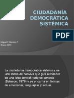 Ciudadanía sistémica v1