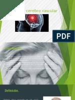 Accidente Cerebro Vascular