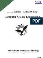 MDU Syllabus (CSE)