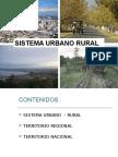 Espacio Urbano Rural