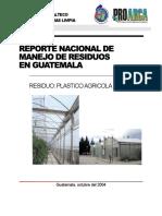 (5) Plastico Agricola