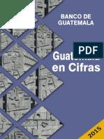 Guatemala en Cifras 2015