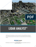 TS GS LIDAR Analyst Brochure
