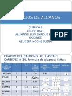 Actividades de Alcanos (1)