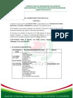 3er. Regional Deportivo San Pedro