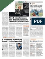 La Gazzetta dello Sport 02-02-2017 - La Favola di Carletti