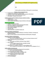 Qualitative Rezipienten- und Medienwirkungsforschung - Subjektive Theorien
